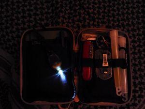 Olive//Black Microlight STS