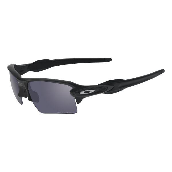 Oakley Safety Glasses SI Flak 2.0 XL dull black/gray polarized