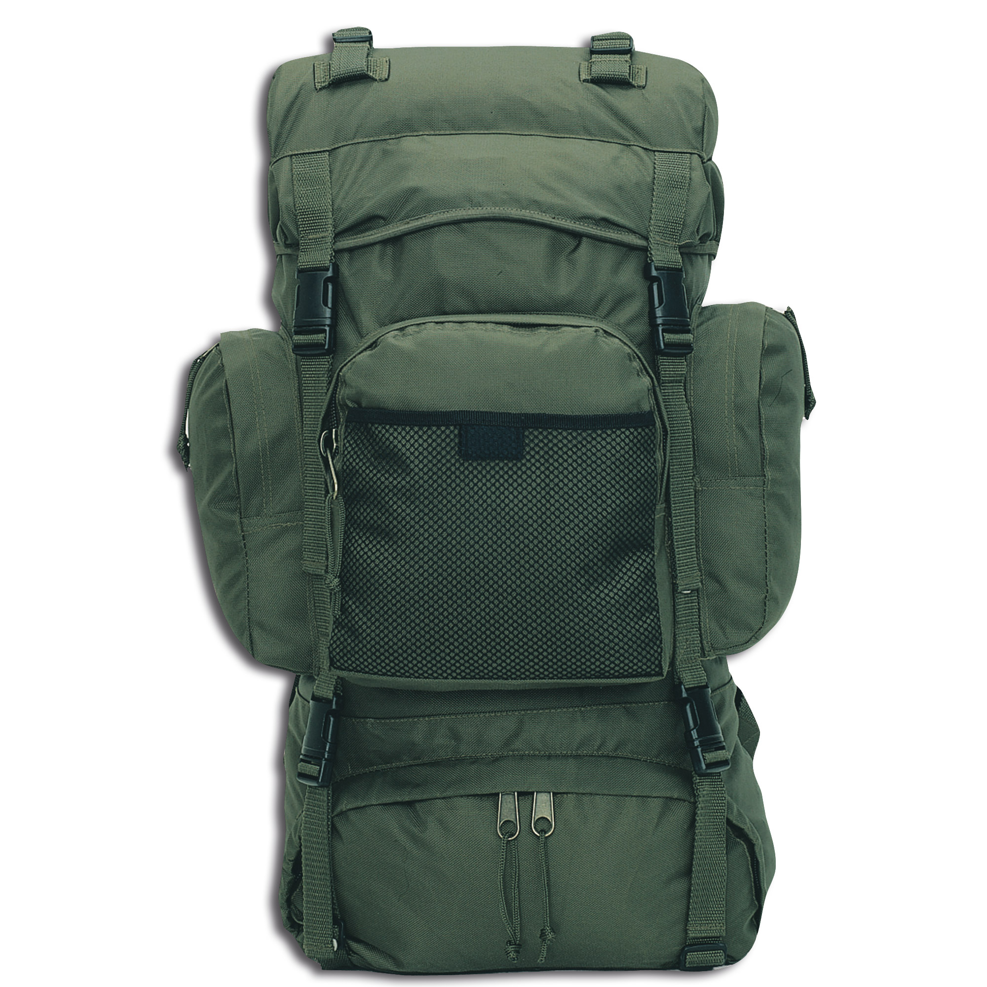Backpack Commando olive