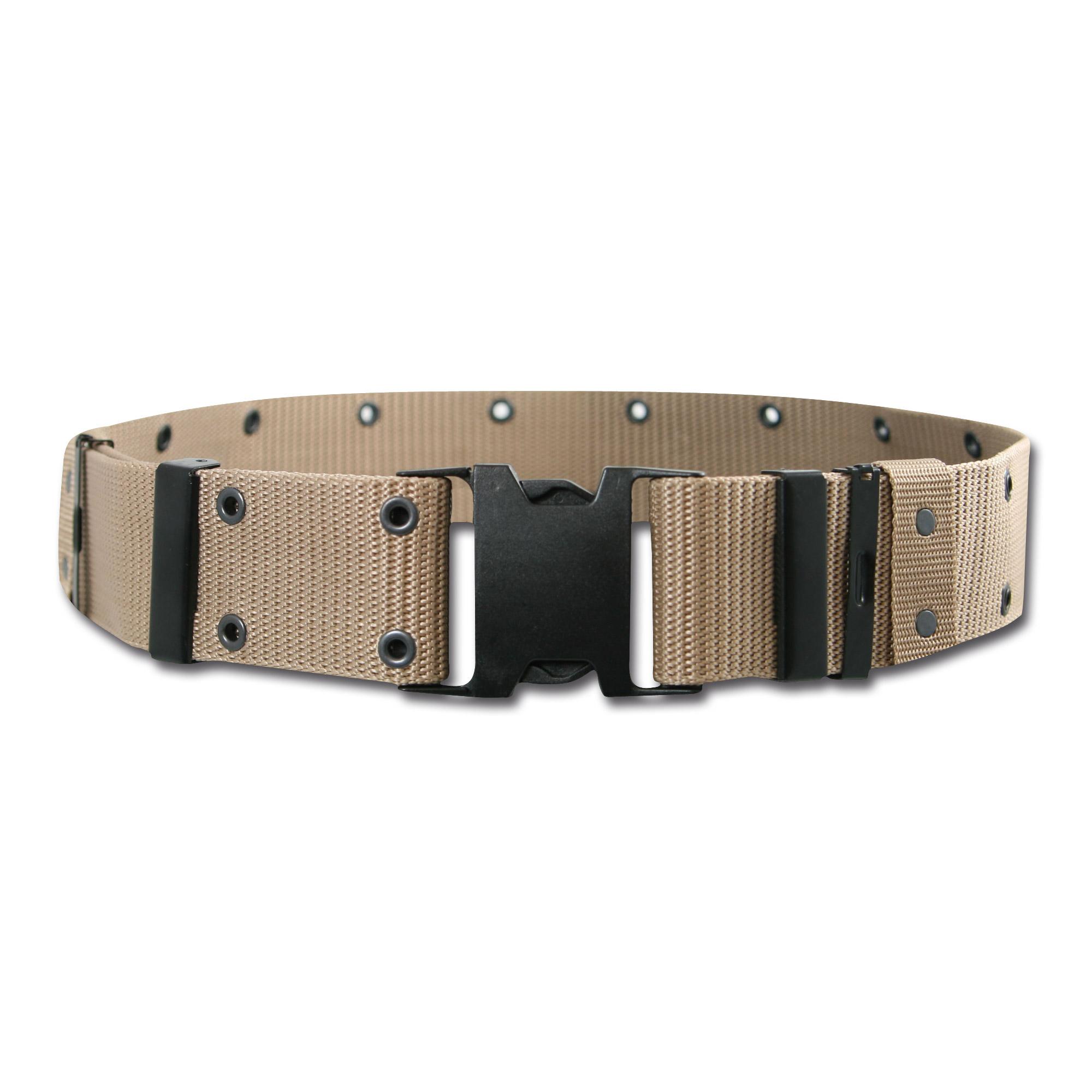 Pistol Belt USMC Style khaki