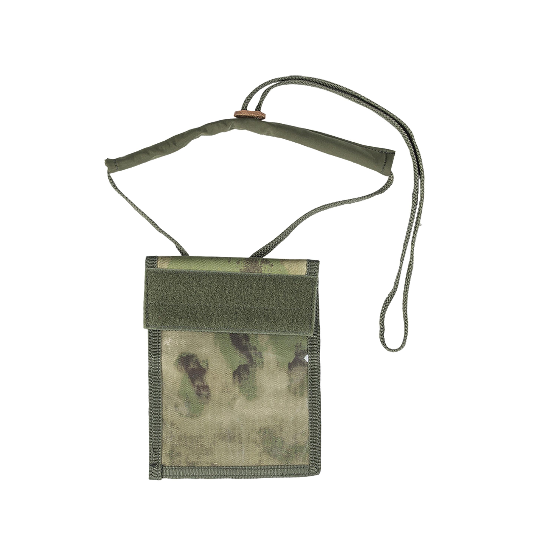 ID Neck Wallet MIL-TACS FG