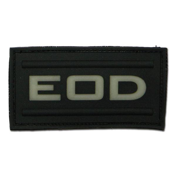 3D-Patch EOD black luminescent