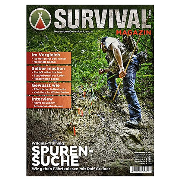 Survival Magazine 04/2016
