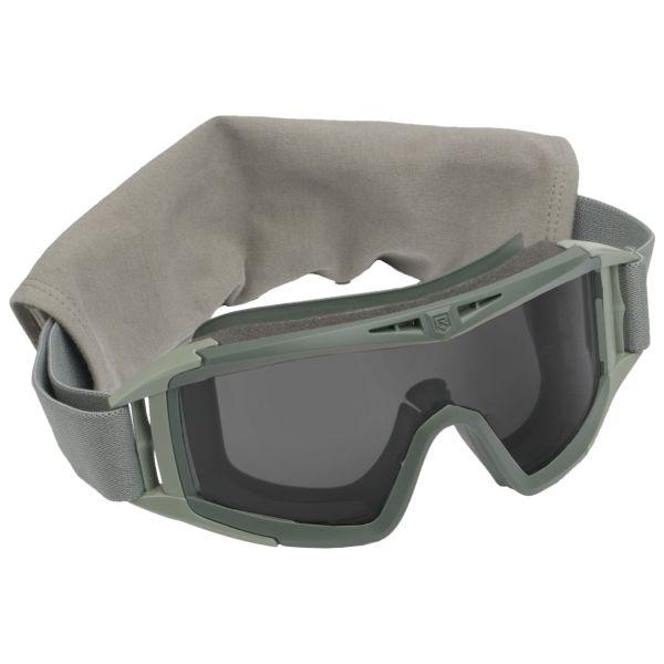 Revision Desert Locust Basic Goggles olive/smoke lens