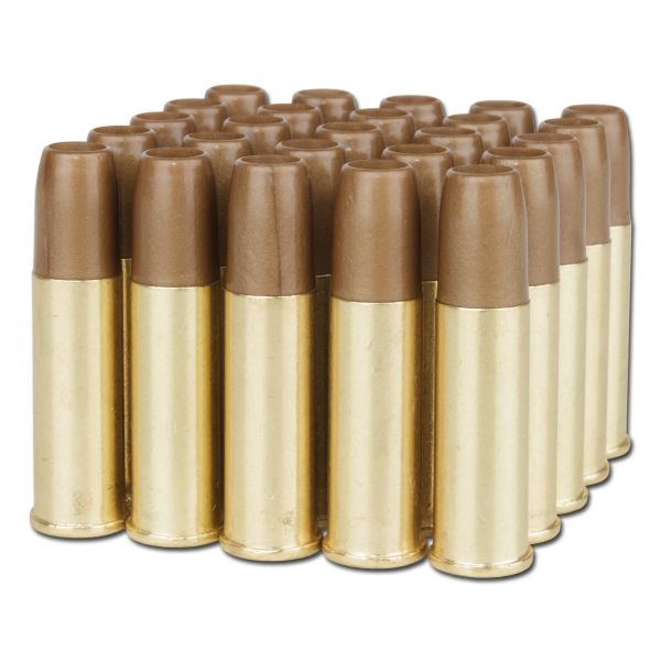 """Replacement Shells Revolver Airsoft Dan Wesson 8"""" 25 Pcs."""