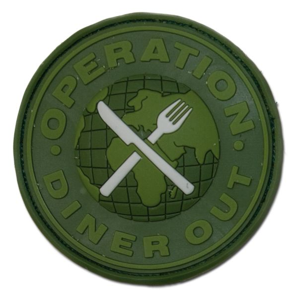 3D-Patch Operation Diner Out forest