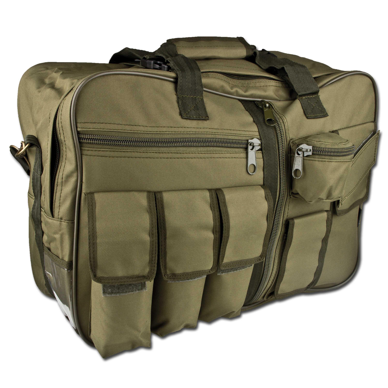 Cargo Bag Mil-Tec olive green