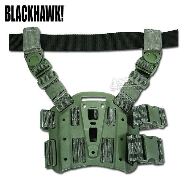 Blackhawk CQC Tactical Holster Platform olive green