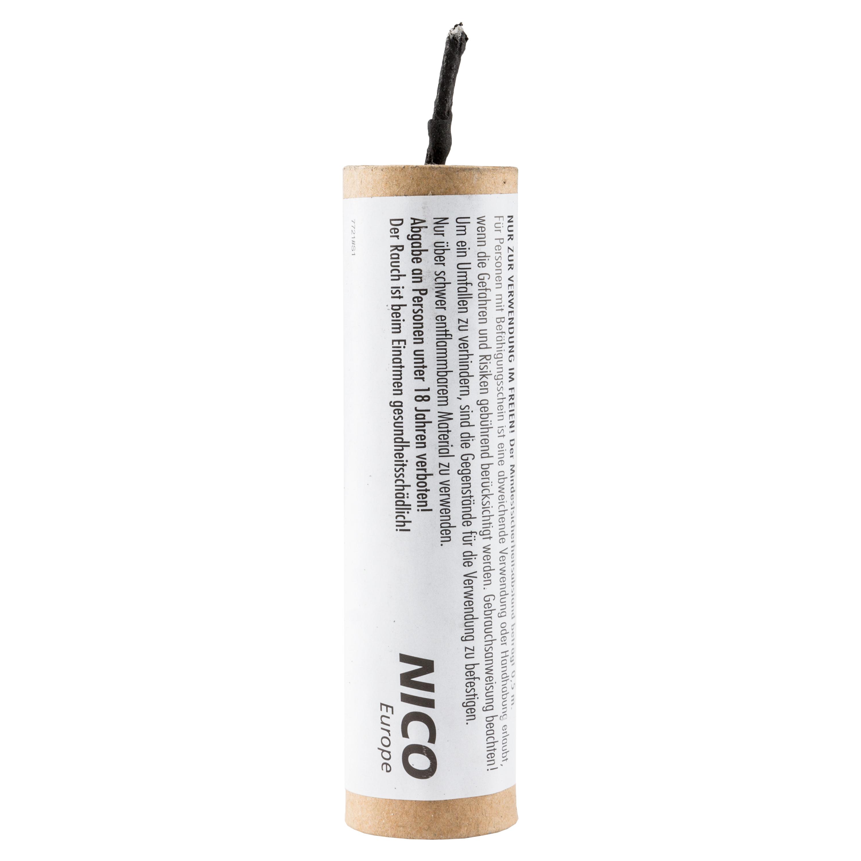 Pyro Partner Bengali Cylinder Flame 4 Minutes green