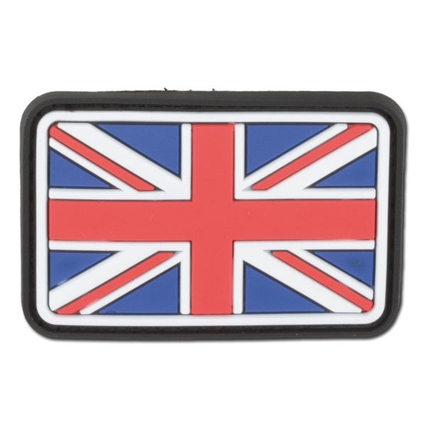 3D-Patch Great Britain Flag Small full color