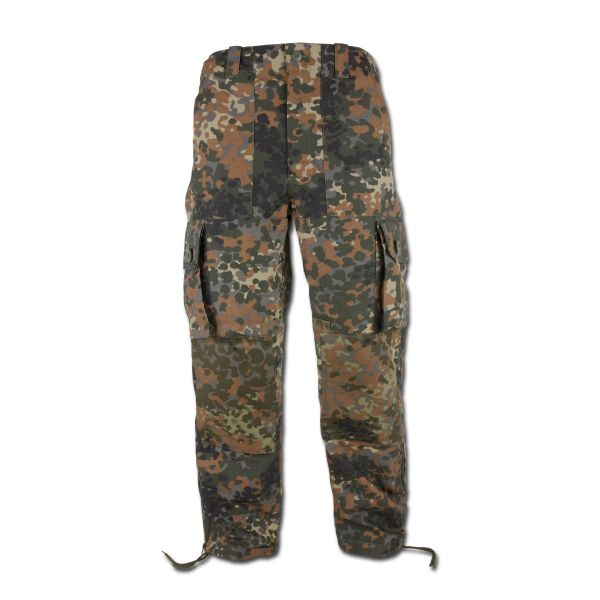 Commando Field Pants Lightweight flecktarn