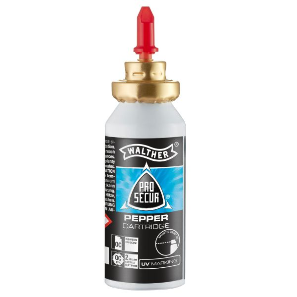 Walther Pepper Cartridge for PDP Spray 11ml