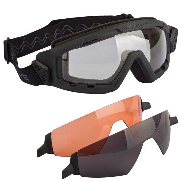 Swiss Eye Goggles G-Tac black