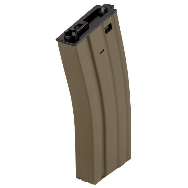 Specna Arms Magazine M4 Hi-Cap 300 Shot tan