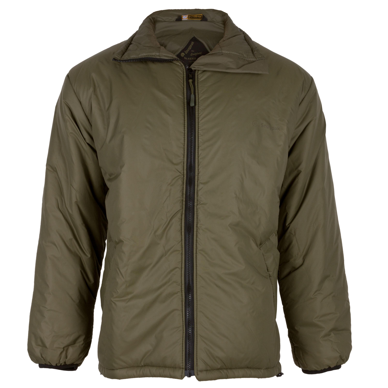 Cold Weather Jacket Sleeka Original olive green