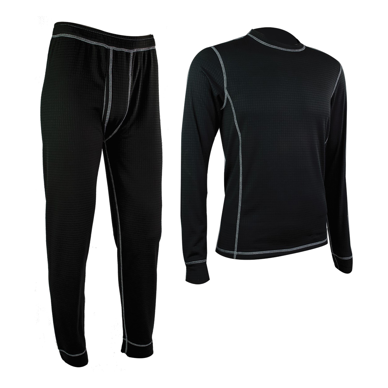Highlander Underwear Set Thermo 160 dark gray