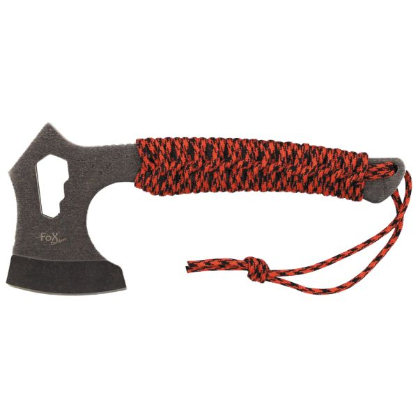 Fox Outdoor Tomahawk Red Rope