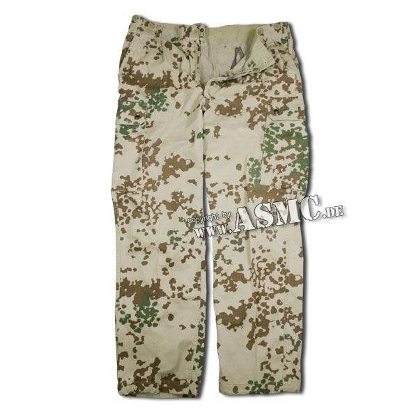 Used BW Field Pants fleckdesert