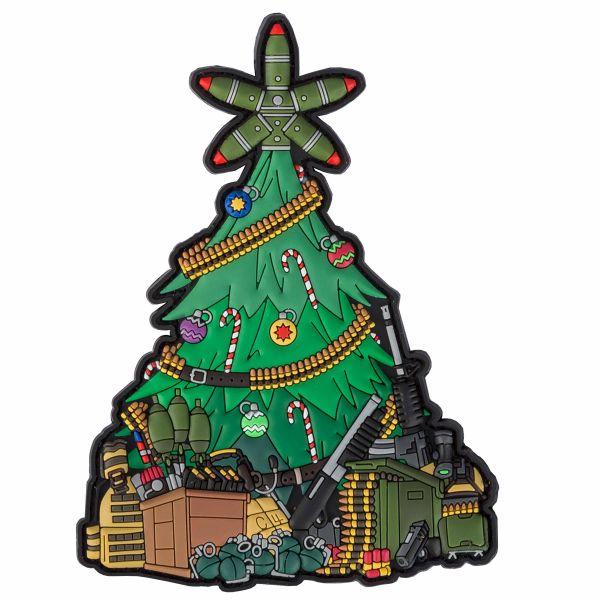 TacOpsGear Patch 3D PVC Tactical Christmas Tree