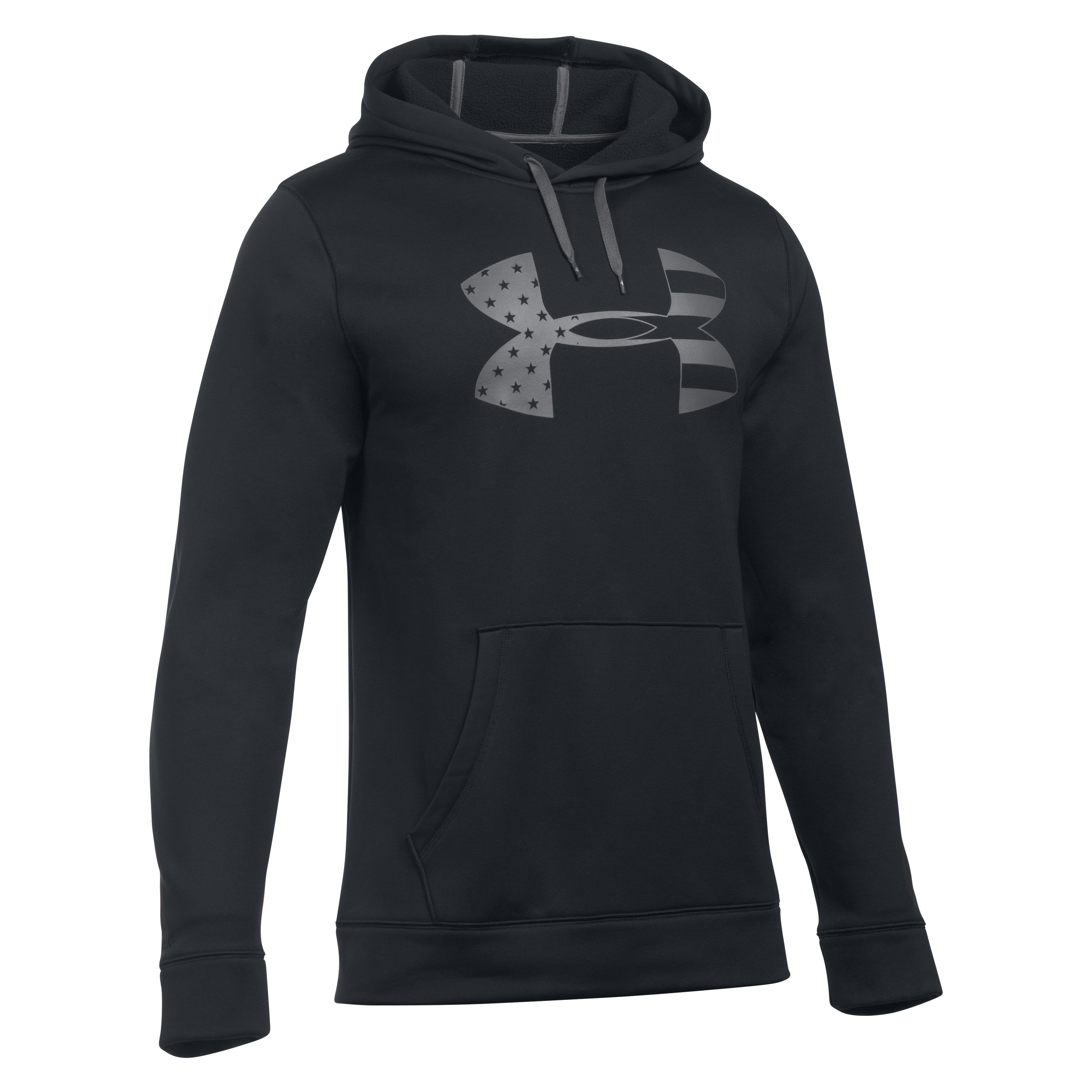 Under Armour Pullover Tonal BFL black