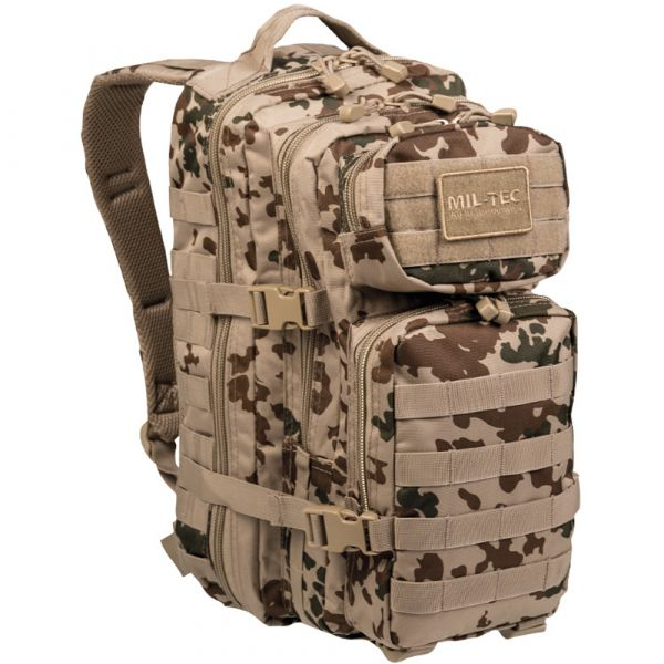 Backpack US Assault Pack fleckdesert