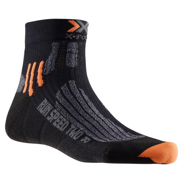 X-Socks Run Speed Two Socks black/gray