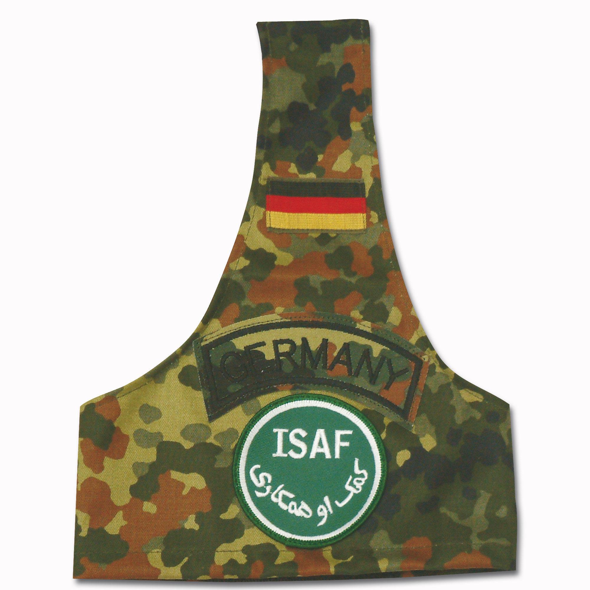 Brassard flecktarn ISAF