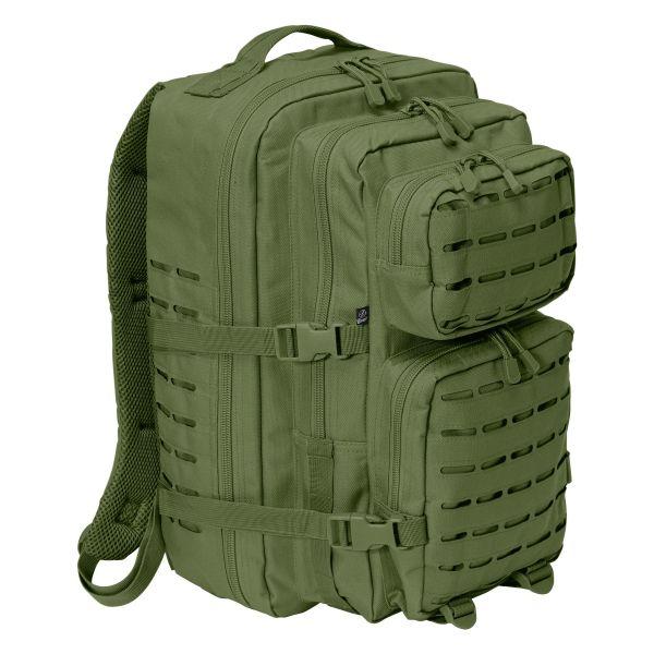 Brandit U.S. Cooper Backpack Laser Cut Large olive