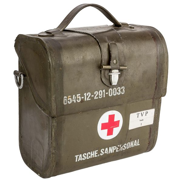 Used BW Medic Bag with Contents