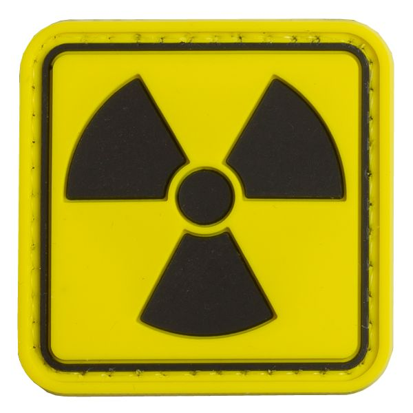 TAP 3D Patch Radioactive full color