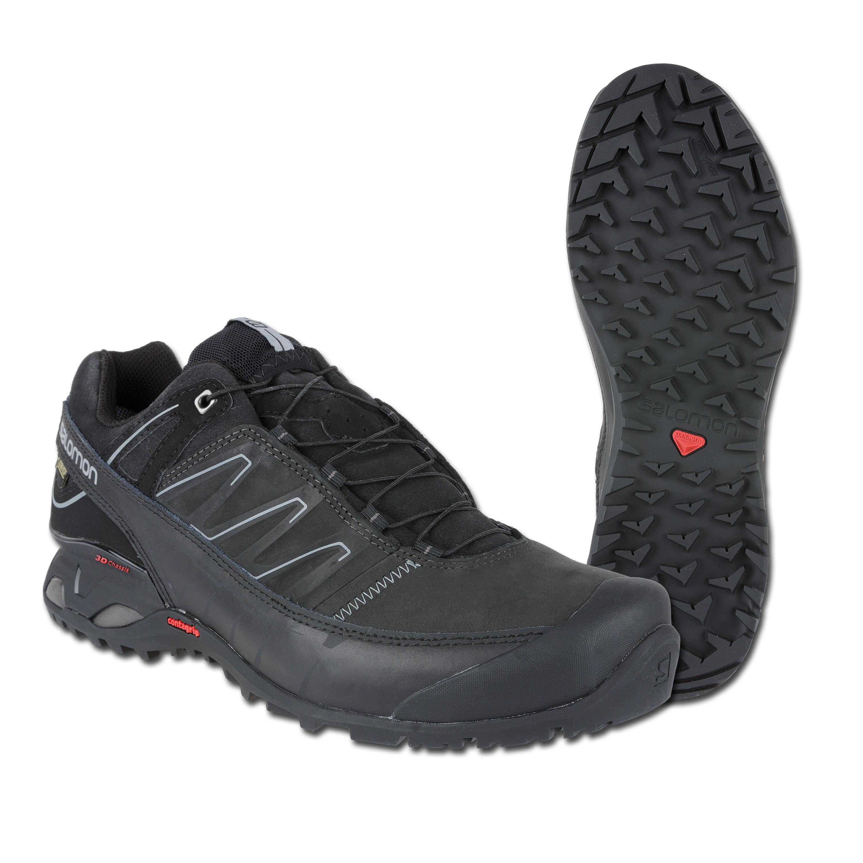 Shoes Salomon X Over LTR GTX black
