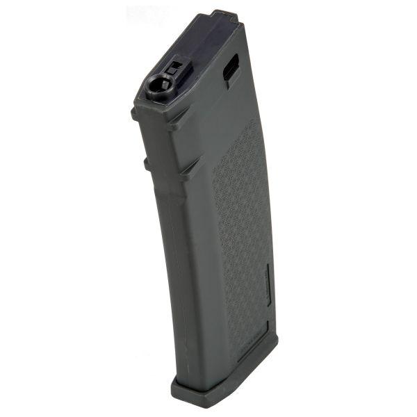 Specna Arms Magazine M4 / AR15 S-Mag Mid-Cap 120 Shot gray