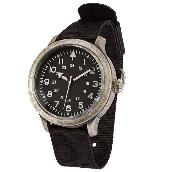 Mil-Tec Wrist Watch British-Style Dull