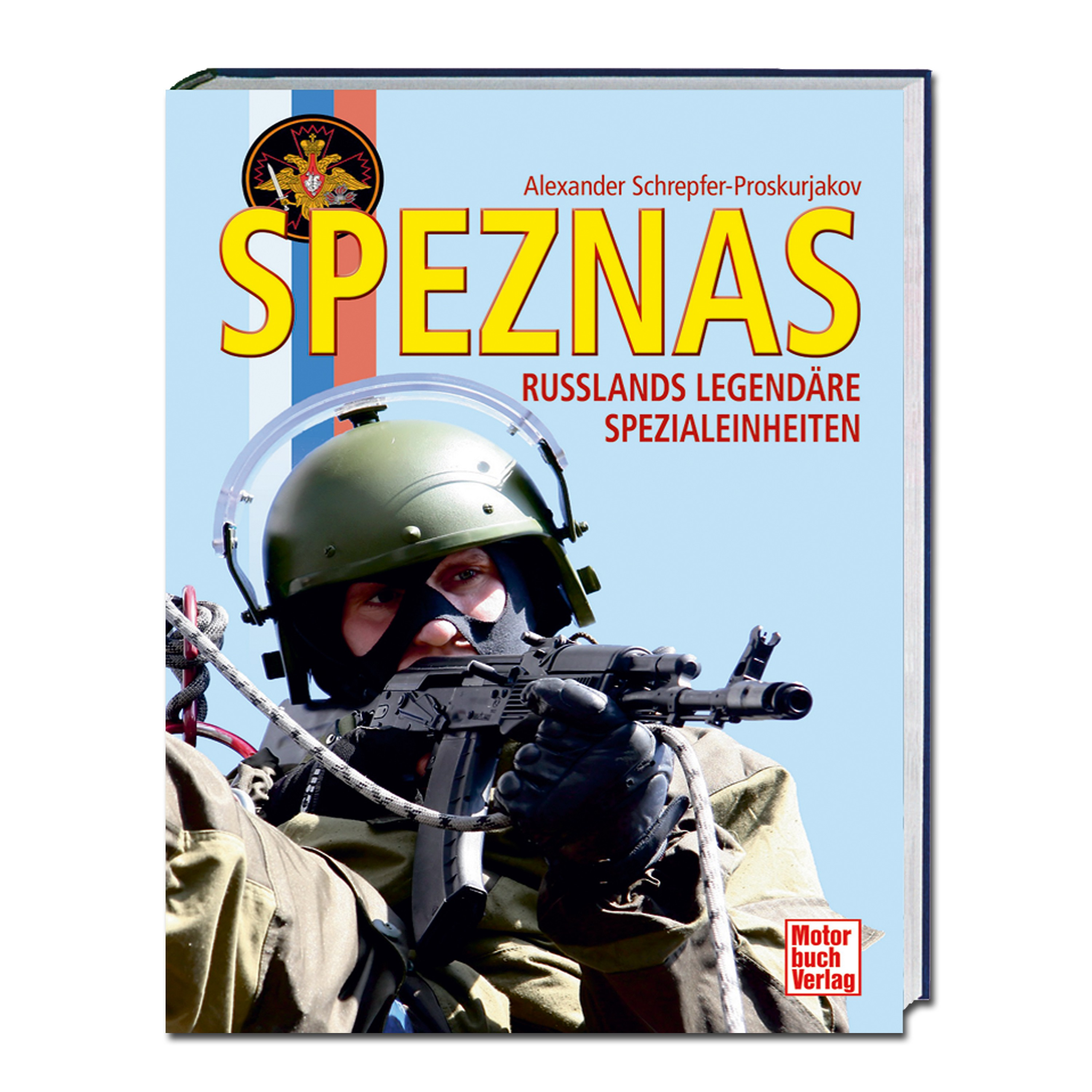 Book Spetsnaz - Russia's Legendary Special Forces