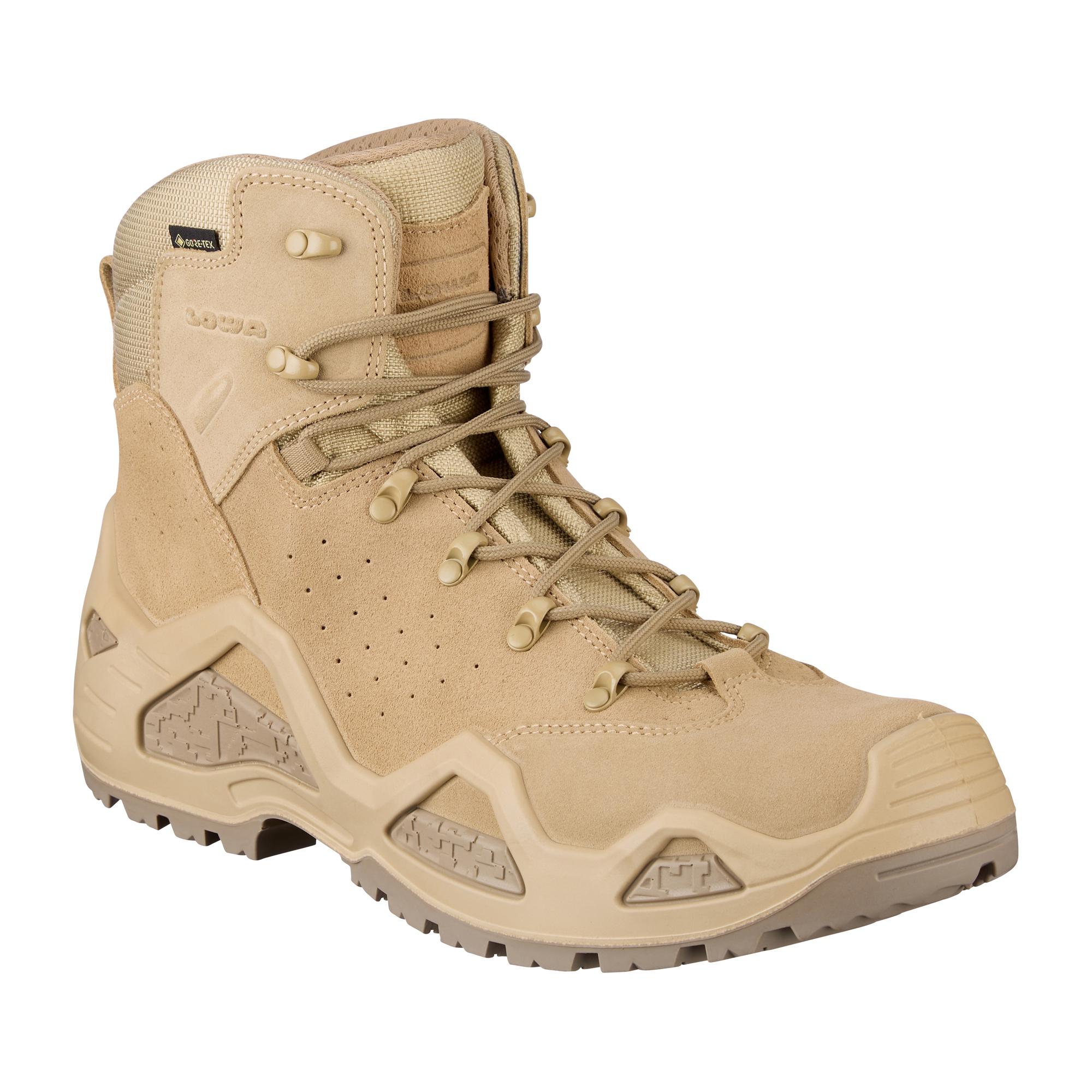 LOWA Boots Z-6S GTX C desert by ASMC
