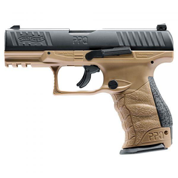 T4E Home Defense Walther PPQ M2 Co2 .43 Cal. FDE