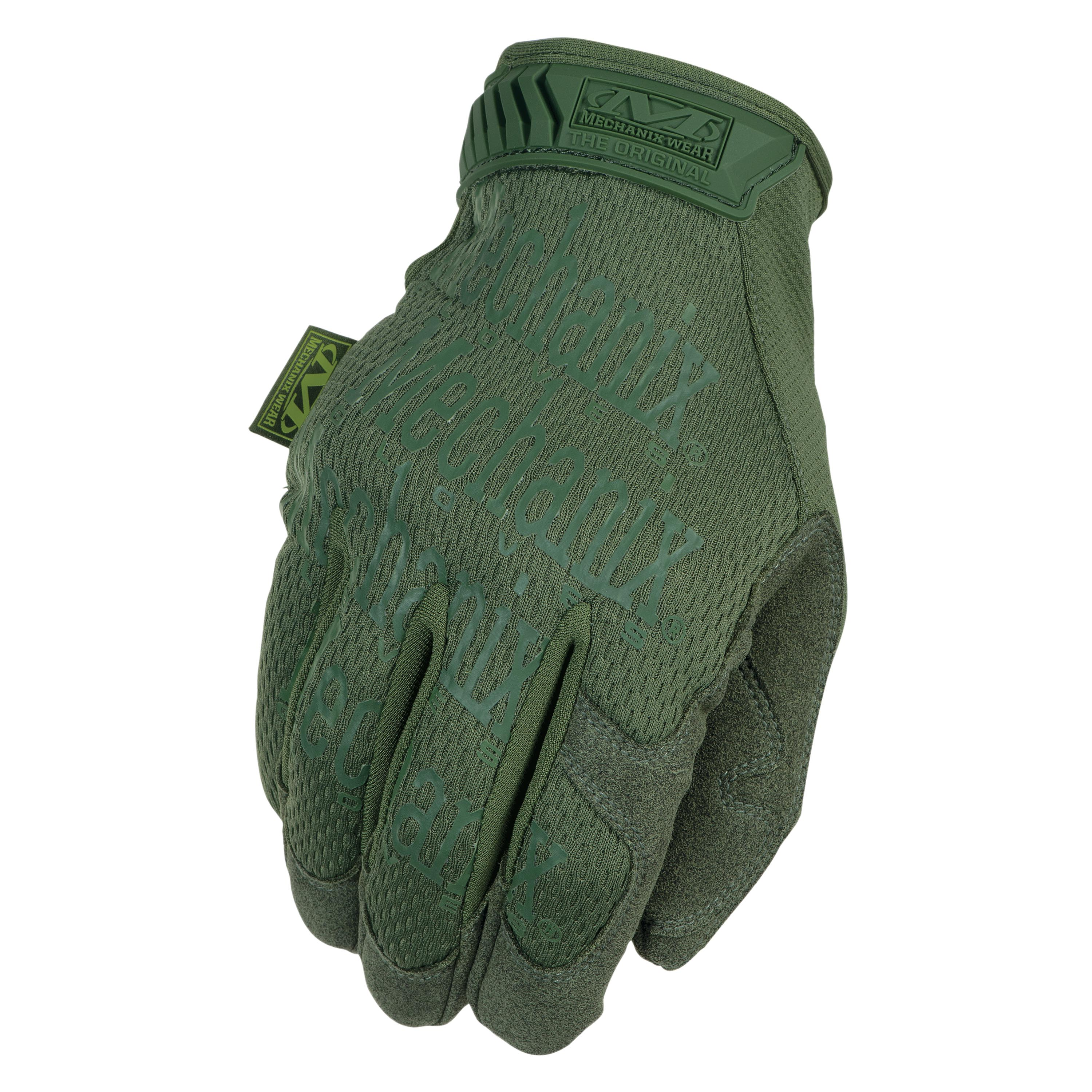 Mechanix Wear Gloves Original OD green