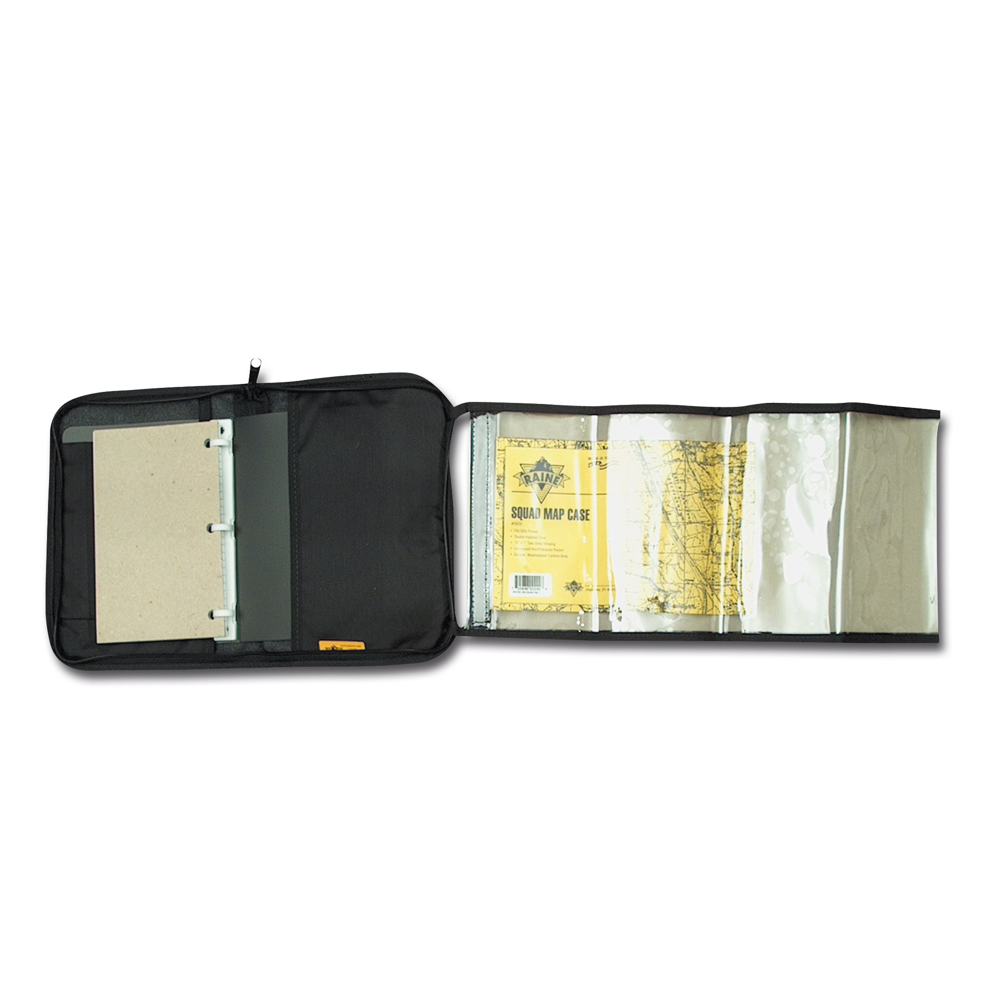 Mini Map Case/Notepad black
