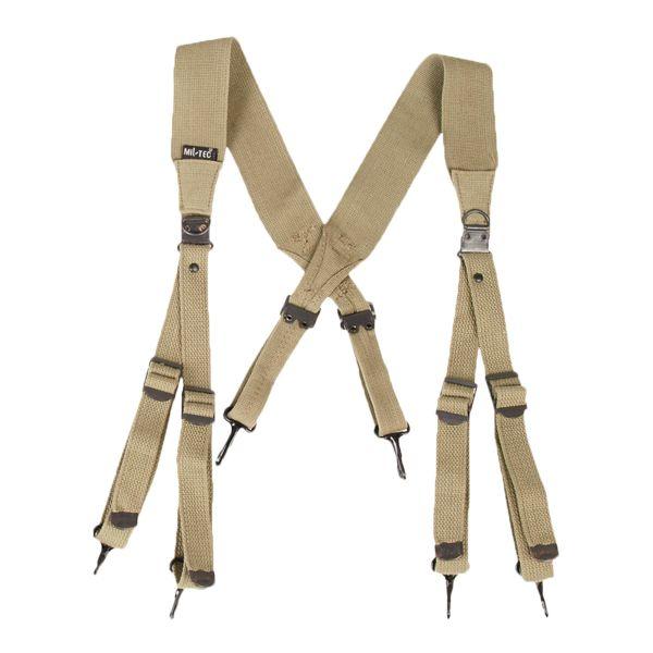 U.S. Shoulder Straps M36 khaki Repro