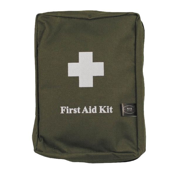 First-Aid Set MOLLE olive