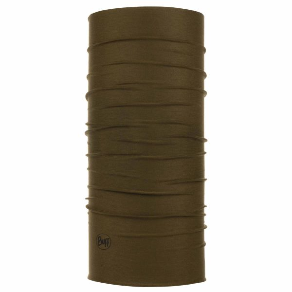 Buff Tube Scarf Coolnet UV Insect Shield solid military