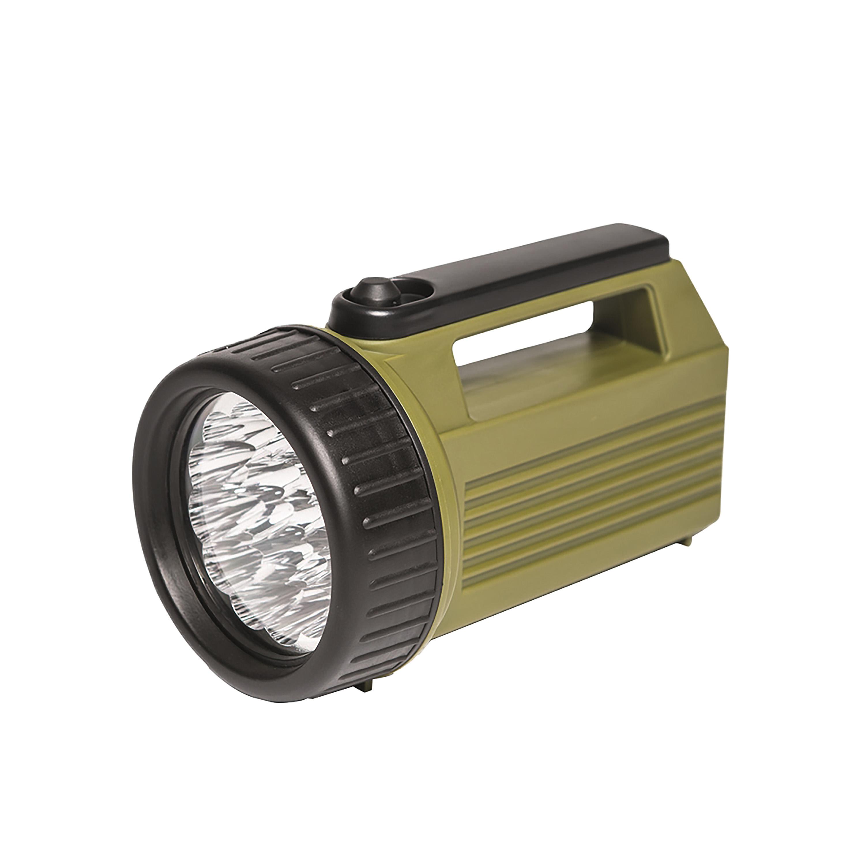 Hand Spotlight 19 LED 4D olive