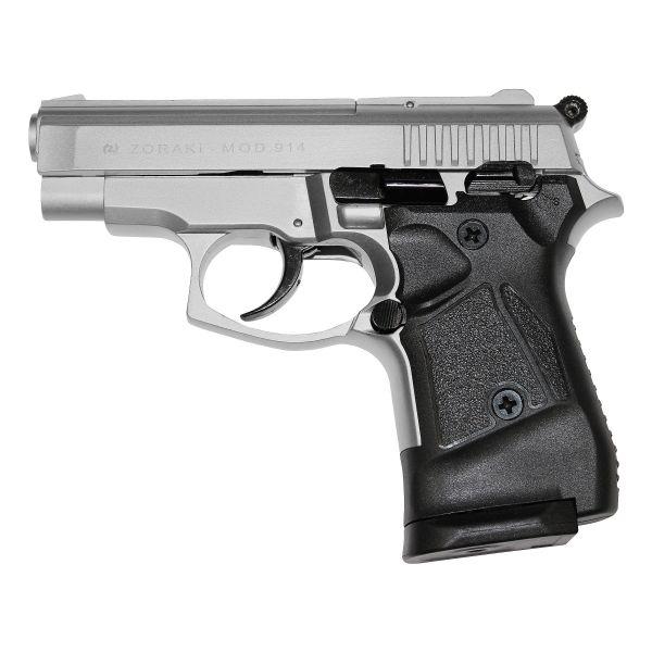 Pistol Zoraki 914 chrome