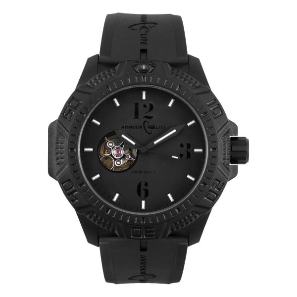 ArmourLite Wrist Watch Caliber AL1214 black