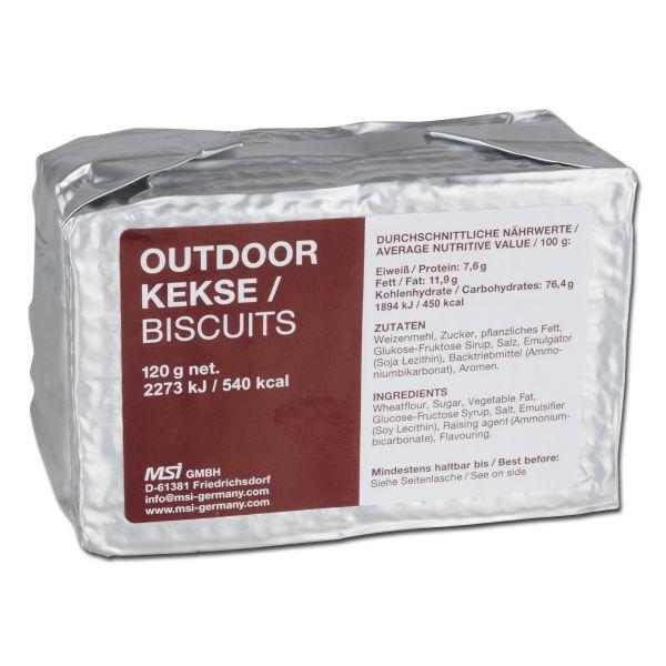Outdoor Biscuits 120 g