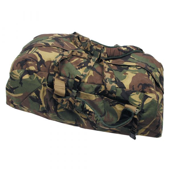 Dutch Combat Carrying Case Used camo