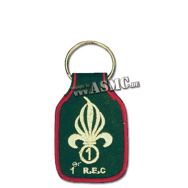 Keyring Foreign Legion 1er REC