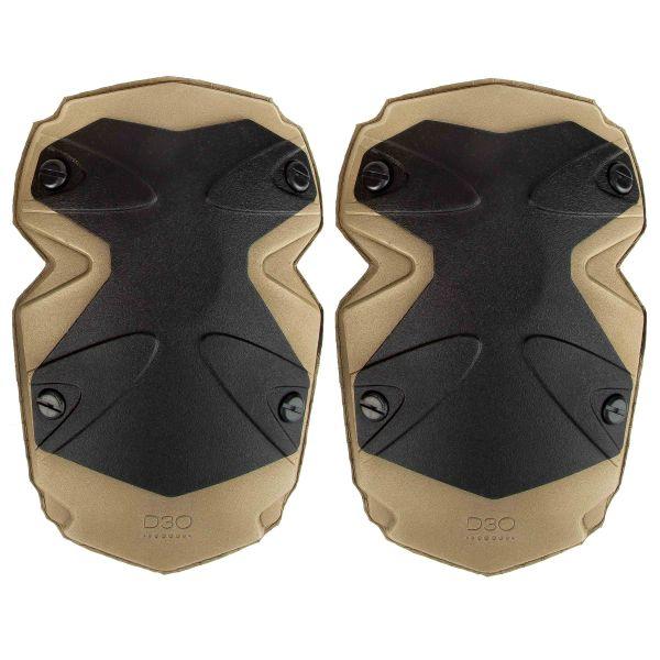 D3O Trust HP Internal Knee Pad black