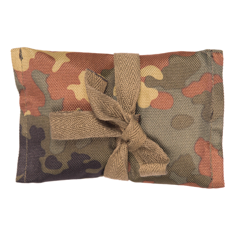BW Sewing Kit Navy with Case flecktarn