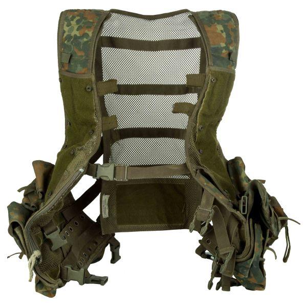 Used BW KSK Ordnance Vest flecktarn